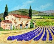 Mas en Provence.