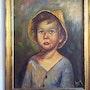 Schreiendes Kind-Ölgemälde / der renommierten katalanischen Künstler / Francesc. Antiguedadesoratam