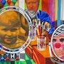 Spiegelbilder eines Lebens - Selbstportrait. Rainer Englisch