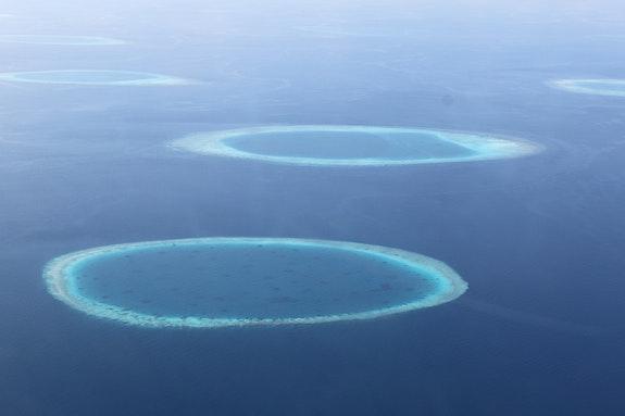 Atolls des Maldives. Arnaud Bressange Arnaud Bressange