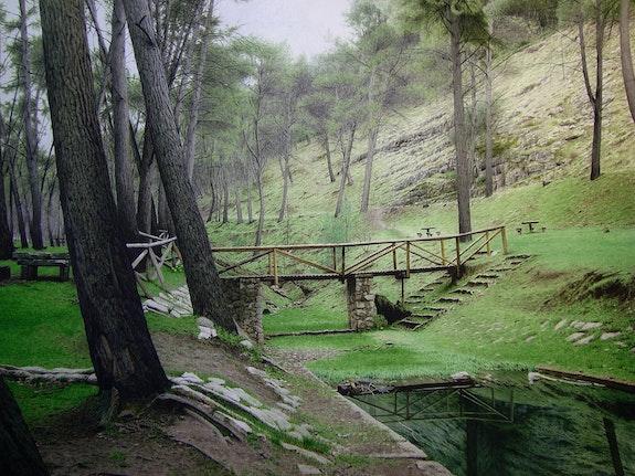 Merendero de la Cañada de las Hazadillas. Juan De Dios Charte Beltran Juan De Dios Charte