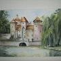 Château de Sercy en Bourgogne. Dany