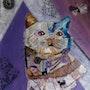 Atmosphère chat. Michèle G