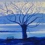 L'arbre bleu. Miguen