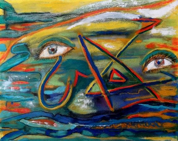 Question de vision : reflets ou réalité?. Maï Laffargue Maï Laffargue