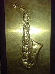 Saxophon. Mohammed Mohammed