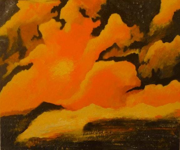 L'Astre Solaire. Claire Limozin