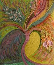 N°83 » L'arbre de sa vie» (15 06 14).