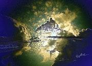 Au coeur du Mont Saint Michel.