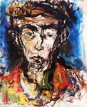 «El retrato». Juan Rafael Puyssegur