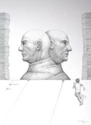 Janus. Bill Birrell