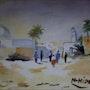 Mokhtar hidri peintre. Mokhtar Hidri