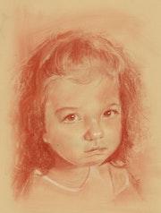 Portrait fillette par philippe Flohic 020715 (cc).