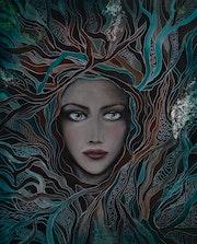 Dryade. Isabelle Le Pors