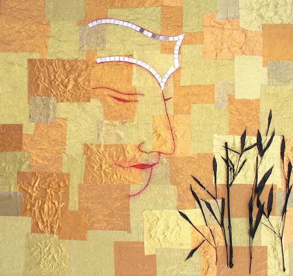 Rêve de Siddhartha (collection M. Bordais)Hauts de Seine France. Eric Couthon Eric Couthon