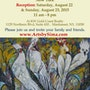 Art exhibition : Birds of Paradise.. Sima Arts