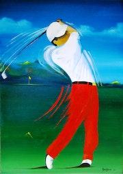 Golfeur n°8.