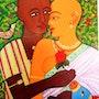 Expression of love. V. V. Swamy