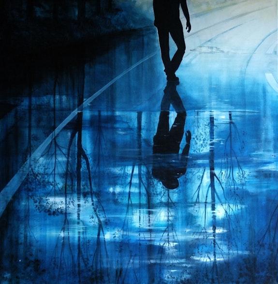 Après la pluie…. M. N. Ribardiere Marie-Noëlle Ribardiere