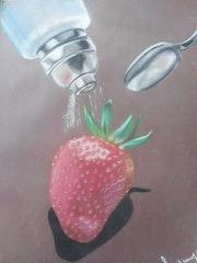 La fraise.