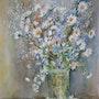 Bouquet champêtre. Althéia - Martine Vinsot