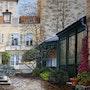 Le charme du Marais - paris. Houmeau