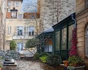 Le charme du Marais - paris.