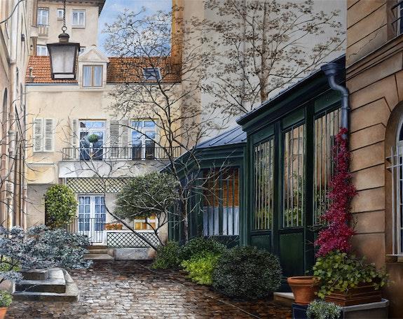 Le charme du Marais - paris. Houmeau Houmeau