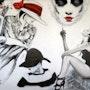 Les femmes des deux monde n°314 08/2015. Jean Claude Ciutad-Savary. Artiste Peintre