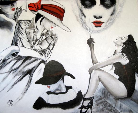 Les femmes des deux monde n°314 08/2015. Jean Claude Ciutad-Savary Jean Claude Ciutad-Savary. Artiste Peintre
