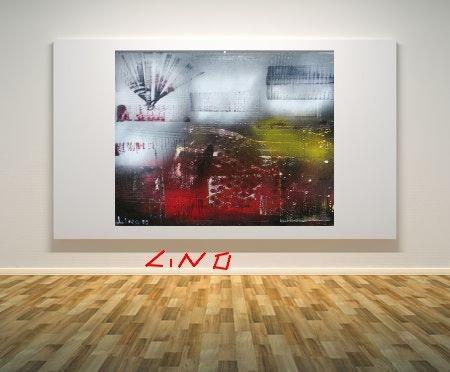 Métal 2. Lino Artiste Peintre Lino