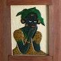 Femme africaine. Martine Levillain