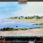 Petit coin paisible… En Bretagne. Robert Esnay