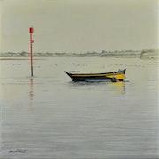 Repos - Presqu'ile de Conleau Golfe du Morbihan.