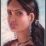Regard indien. Joelle Bouriel