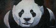 Attention, panda prêt à bondir sur vous !. Sandra Schneider