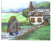 Home Cottage. Harold Troughton