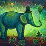 Elephant. Giorgi Mdinaradze