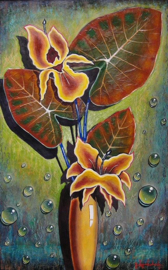 Orchid. Giorgi Mdinaradze Giorgi Mdinaradze