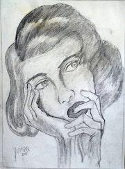 Lady wonders. Ali Yuman Jihaad