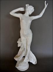Nonia danseuse à Pompeî. Marc Menzoyan Antiquités