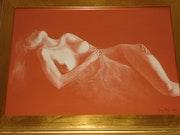 Reclining Nude. Jerry Ralya