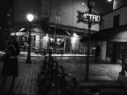 Gens (5) - Saint-Michel - Décembre 2013. Anne Verron