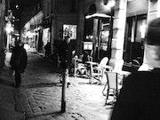 Gens (4) - Odéon - Décembre 2013. Anne Verron