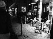 Gens (6) - Odéon - Décembre 2013. Anne Verron
