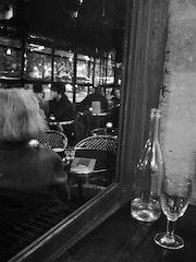 Solitude triste - Chez Félicie - Saint Valentin 2014. Anne Verron