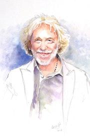 Portrait de Pierre Richard.