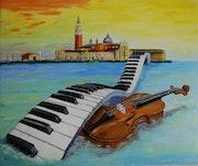 Venise voyage musical.