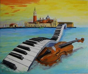 Venise voyage musical. Jean-Luc Bénac