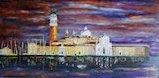 Venise soir et lumière. Jean-Luc Bénac